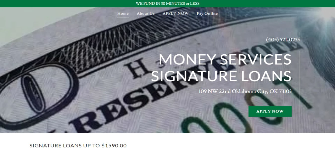 Money Services Best Financial Services in Oklahoma City, OK