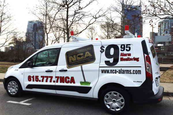 Top Security Systems in Nashville