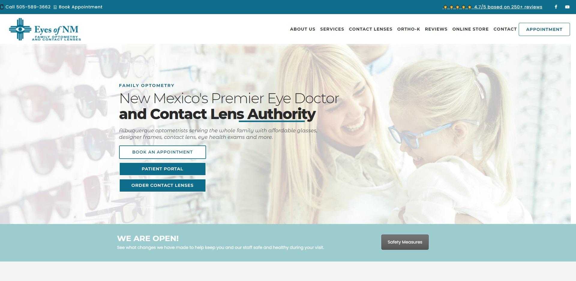 5 Best Optometrists in Albuquerque, NM
