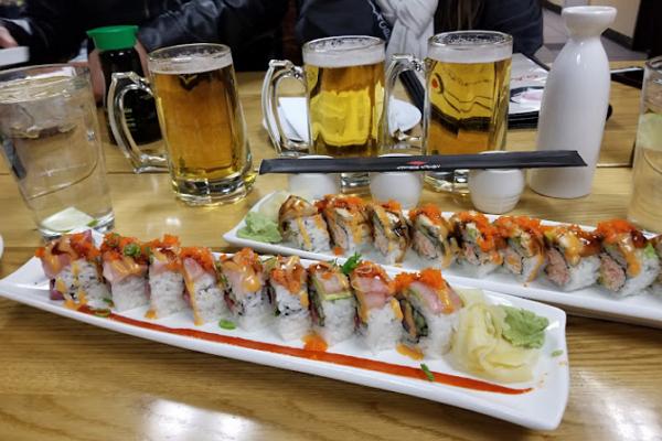 One of the Best Japanese Restaurants in Sacramento