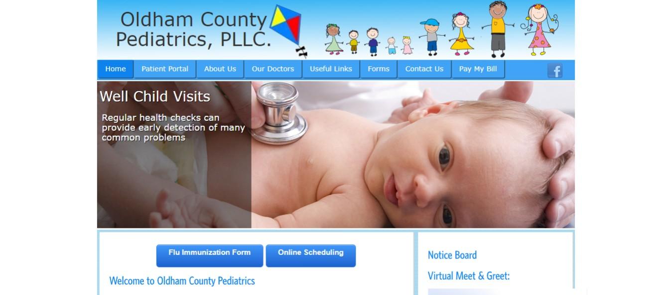 Oldham Best Pediatricians in Louiseville, KY