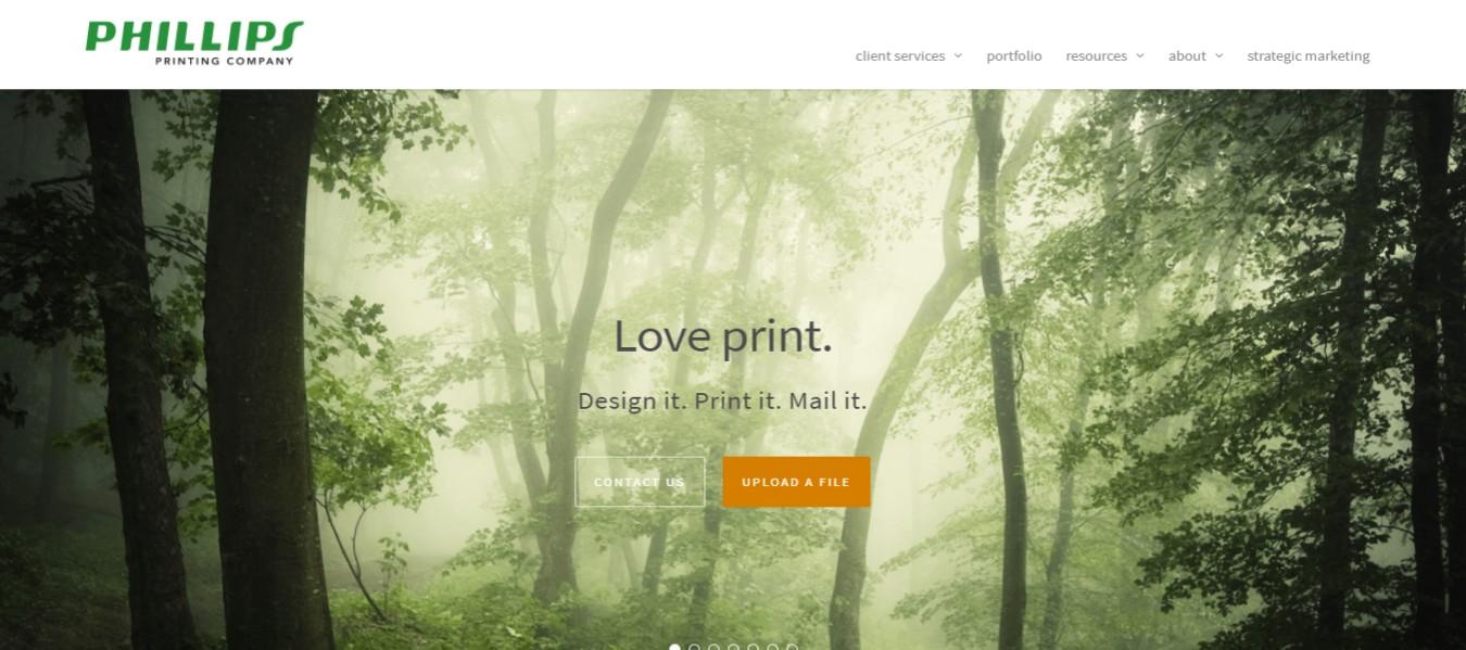Phillips Best Printing Shops in Nashville, TN