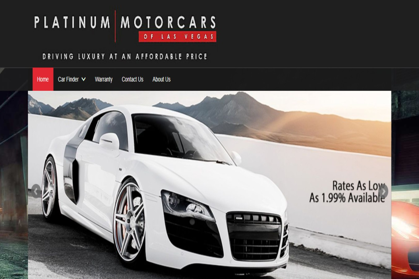 Platinum Best Car Dealerships in Las Vegas, NV