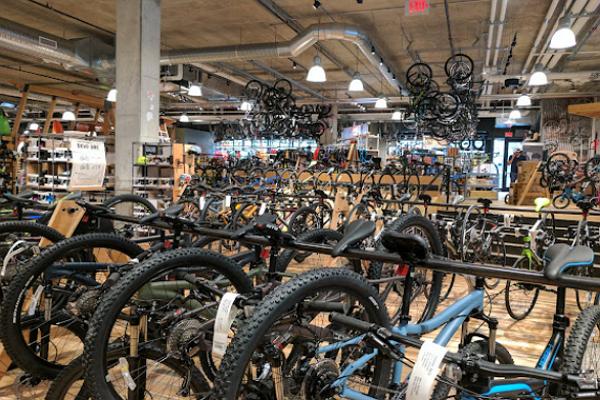 Good Bike Shops in Washington