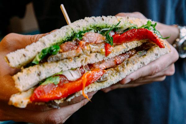 Good Sandwich Shops in Nashville
