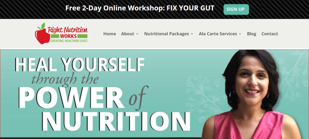 Right Nutrition Works in Phoenix, AZ
