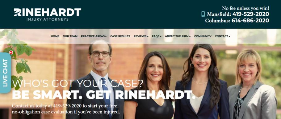 Rinehardt Law Firm in Columbus, OH