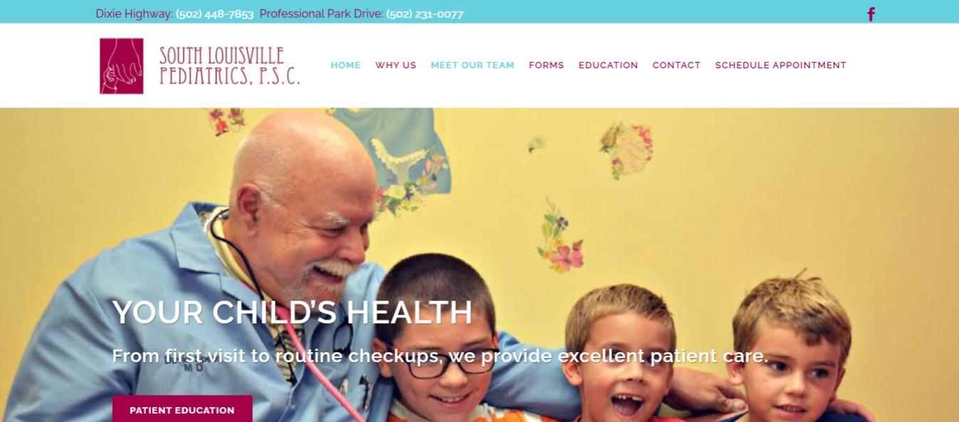SLP Best Pediatricians in Louiseville, KY