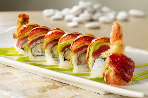 Good Sushi in Baltimore