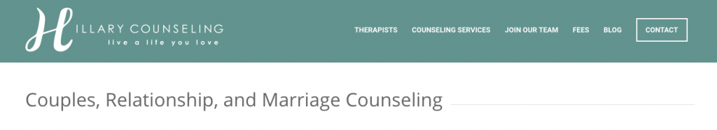 P&T Marriage Counseling in Milwaukee, WI