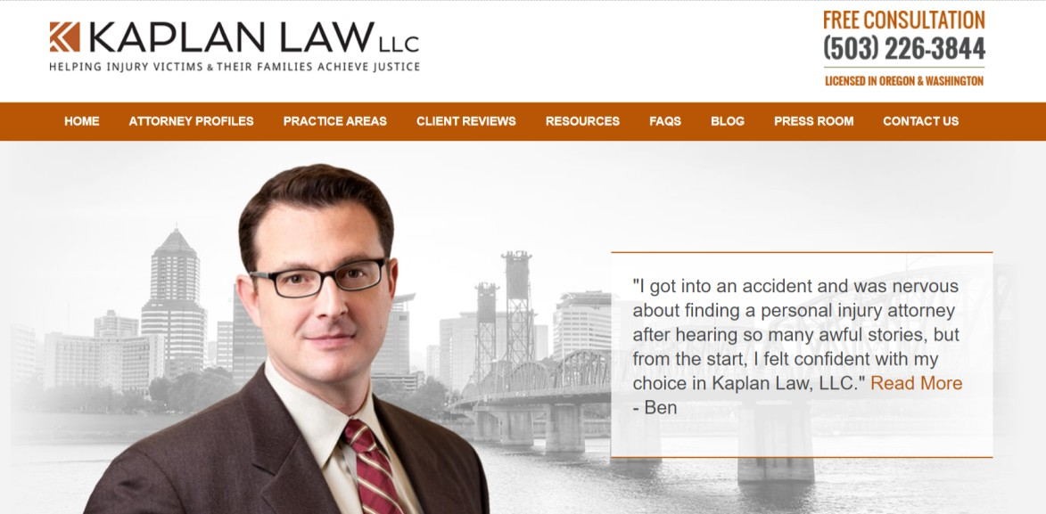 One of the Best Medical Malpractice Attorney in Portland