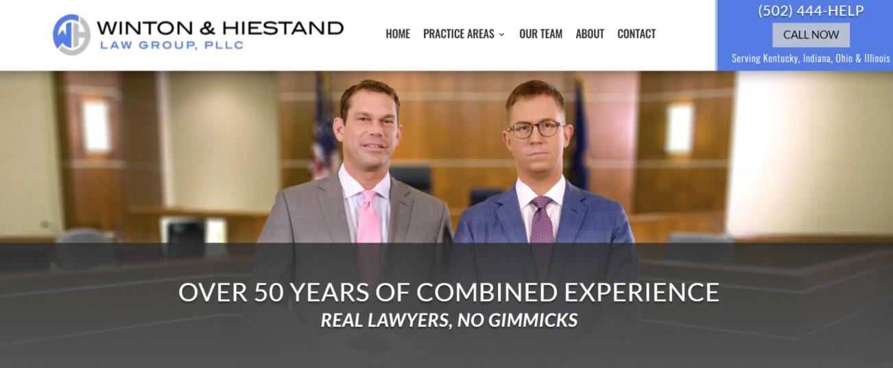 Personal Injury Attorneys in Louisville