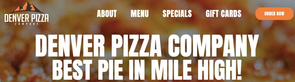 Denver's Best Pizzerias in Denver, CO