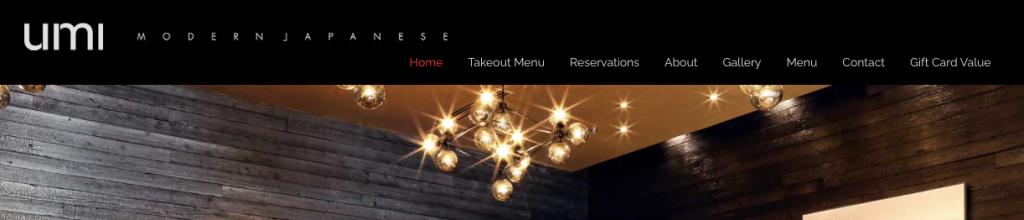UMI Best Japanese Restaurants in Atlanta, GA