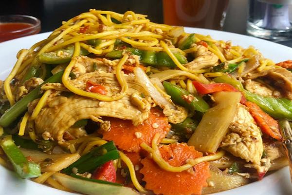 Thai Restaurants in St. Louis