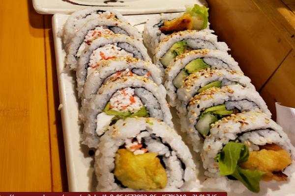 Top Sushi in Tucson