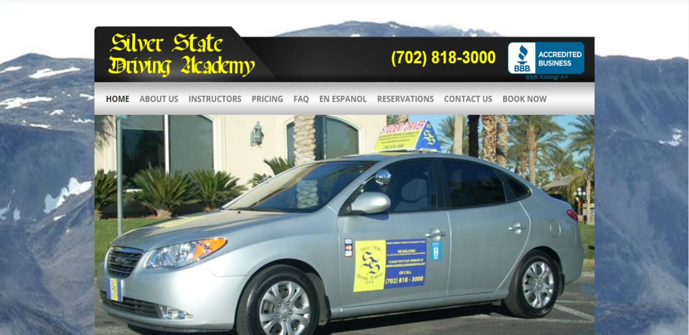 Silver State Best Driving Schools in Las Vegas, NV
