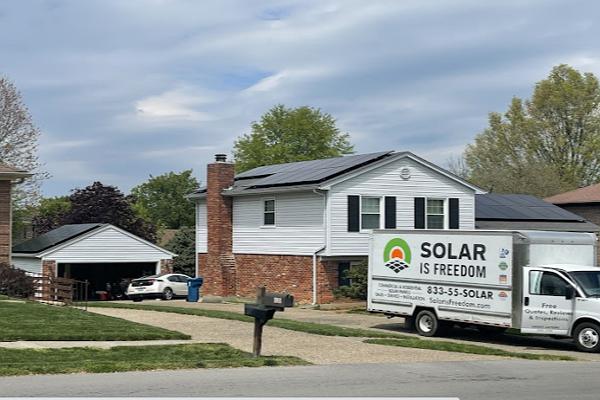 Solar Panels in Louisville