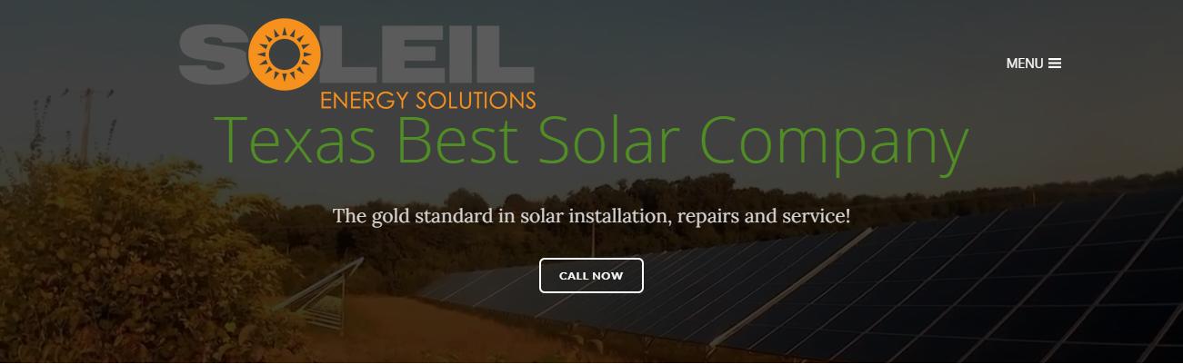 Soleil Energy Solutions in San Antonio, TX