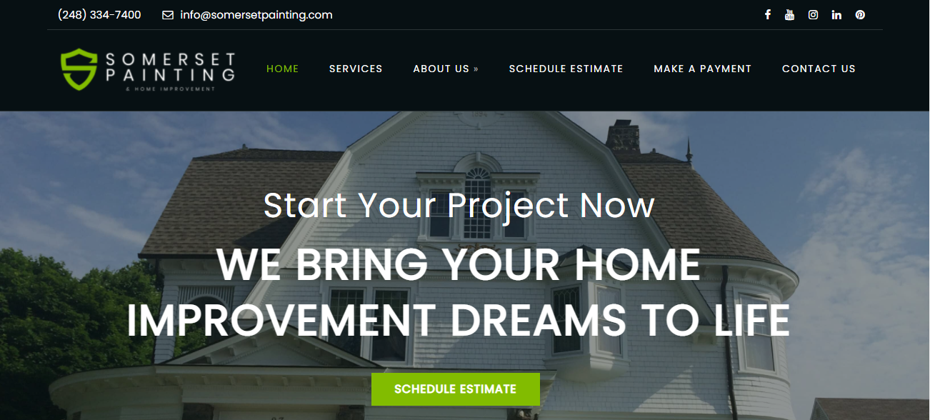 Somerset Painting & Home Improvements in Detroit, MI