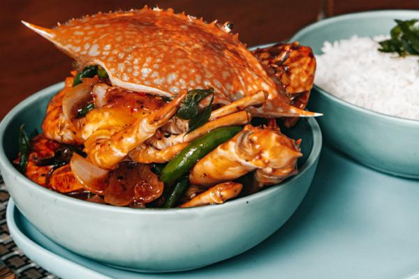 Good Seafood Restaurants in Atlanta