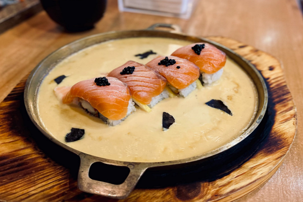 One of the Best Sushi in Albuquerque