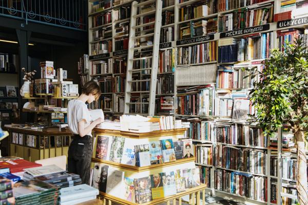 Good Bookstores in Atlanta