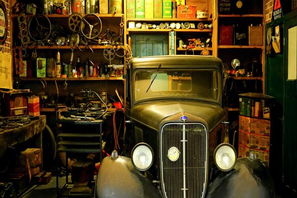 Mechanic Shops in Mesa