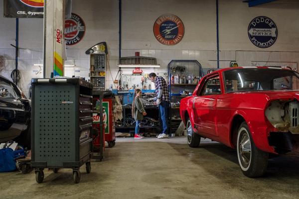 Mechanic Shops Mesa
