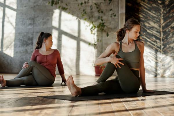 Yoga Studios in Atlanta