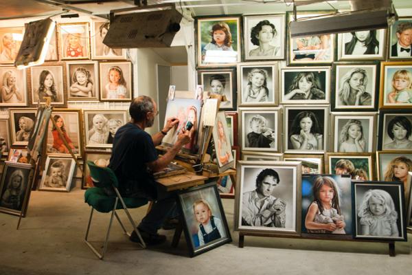 Good Art Galleries in Mesa