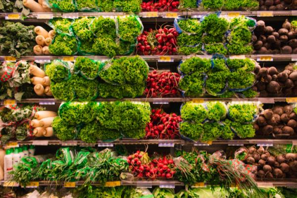 Supermarkets in Portland