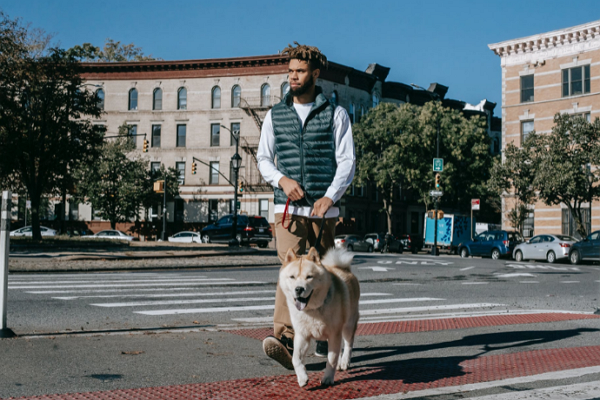 One of the best Dog Walkers in Atlanta