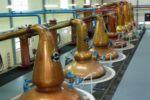 Good Distilleries in Seattle