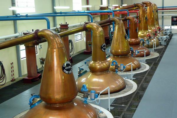 One of the best Distilleries in Detroit