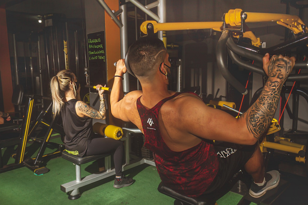 Top Gyms in Portland