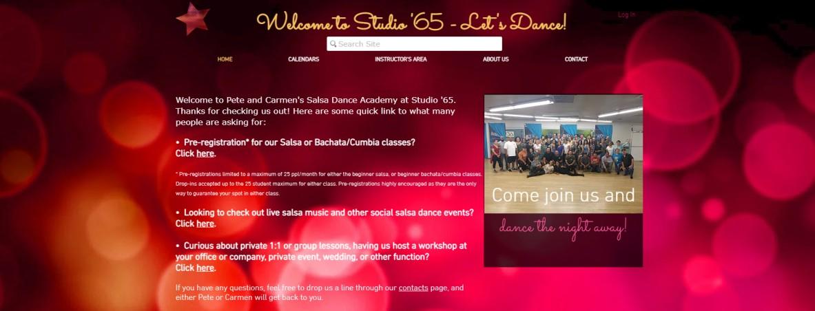 Studio 65 - Let's Dance!