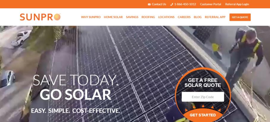 Sunpro Solar in San Antonio, TX