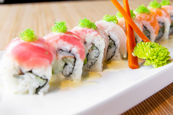 One of the best Sushi in Tucson
