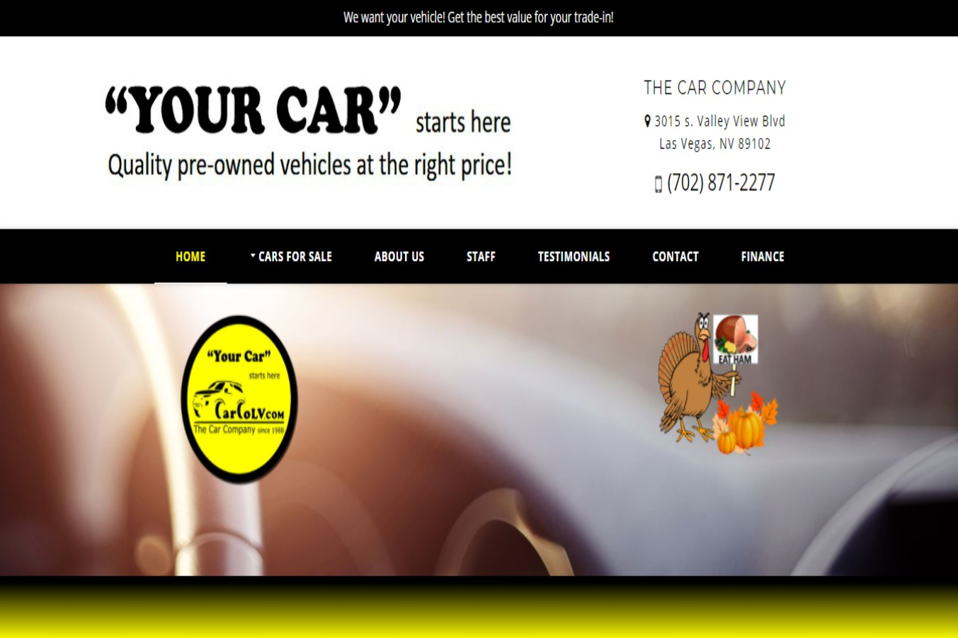 Top rated car dealership in Las Vegas, NV