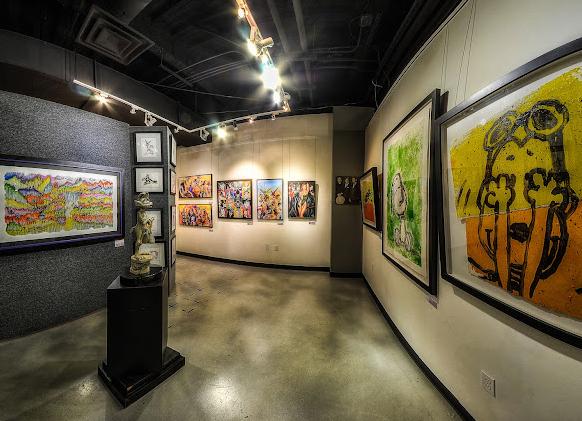 Good Art Galleries in San Diego