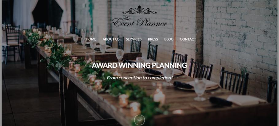The Event Planner in Detroit, MI