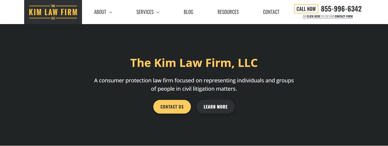 The Kim Law Firm, LLC in Philadelphia, PA