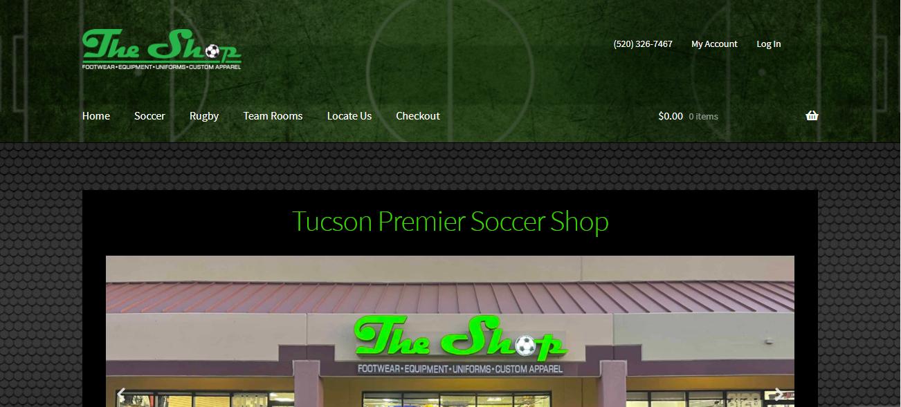 The Shop in Tucson, AZ