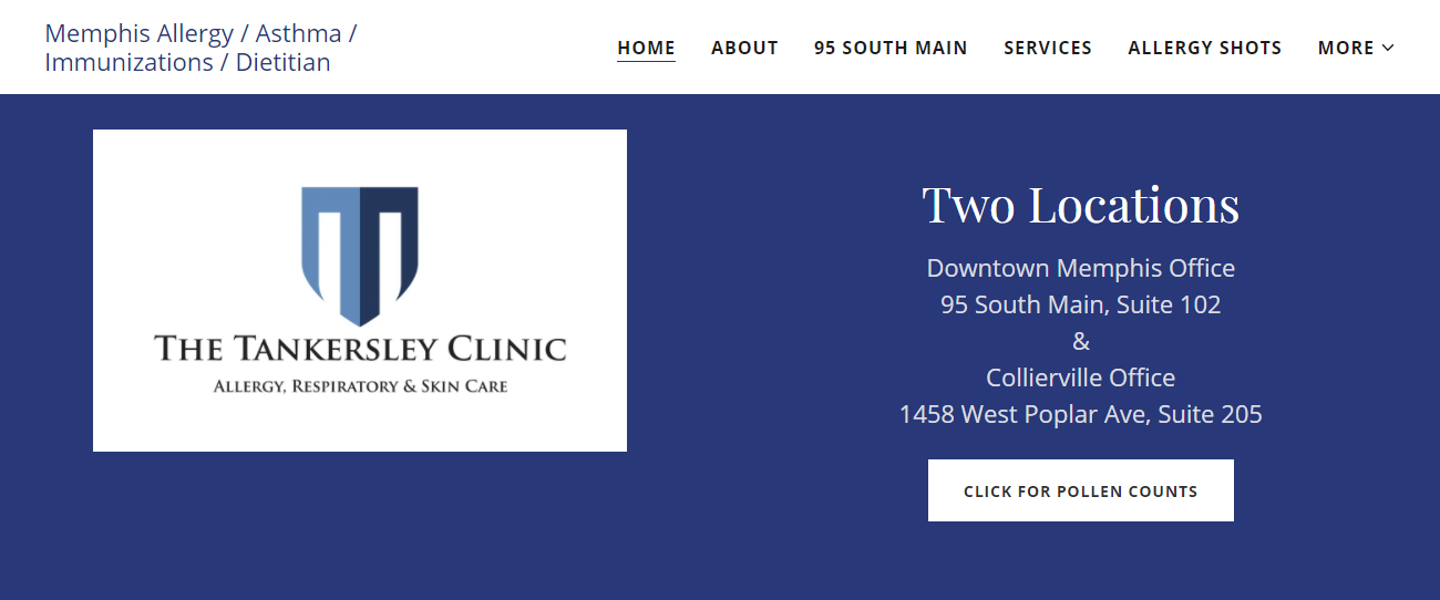 The Tankersley Clinic in Memphis, TN