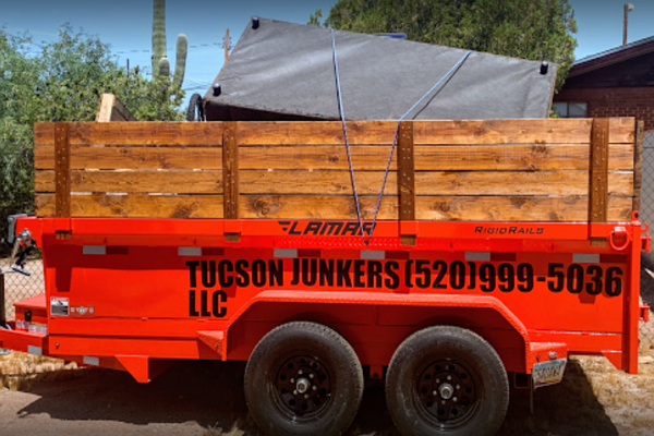 One of the best Rubbish Removal in Tucson