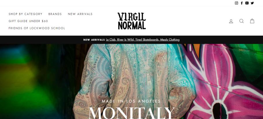 Virgil Normal in Los Angeles, CA