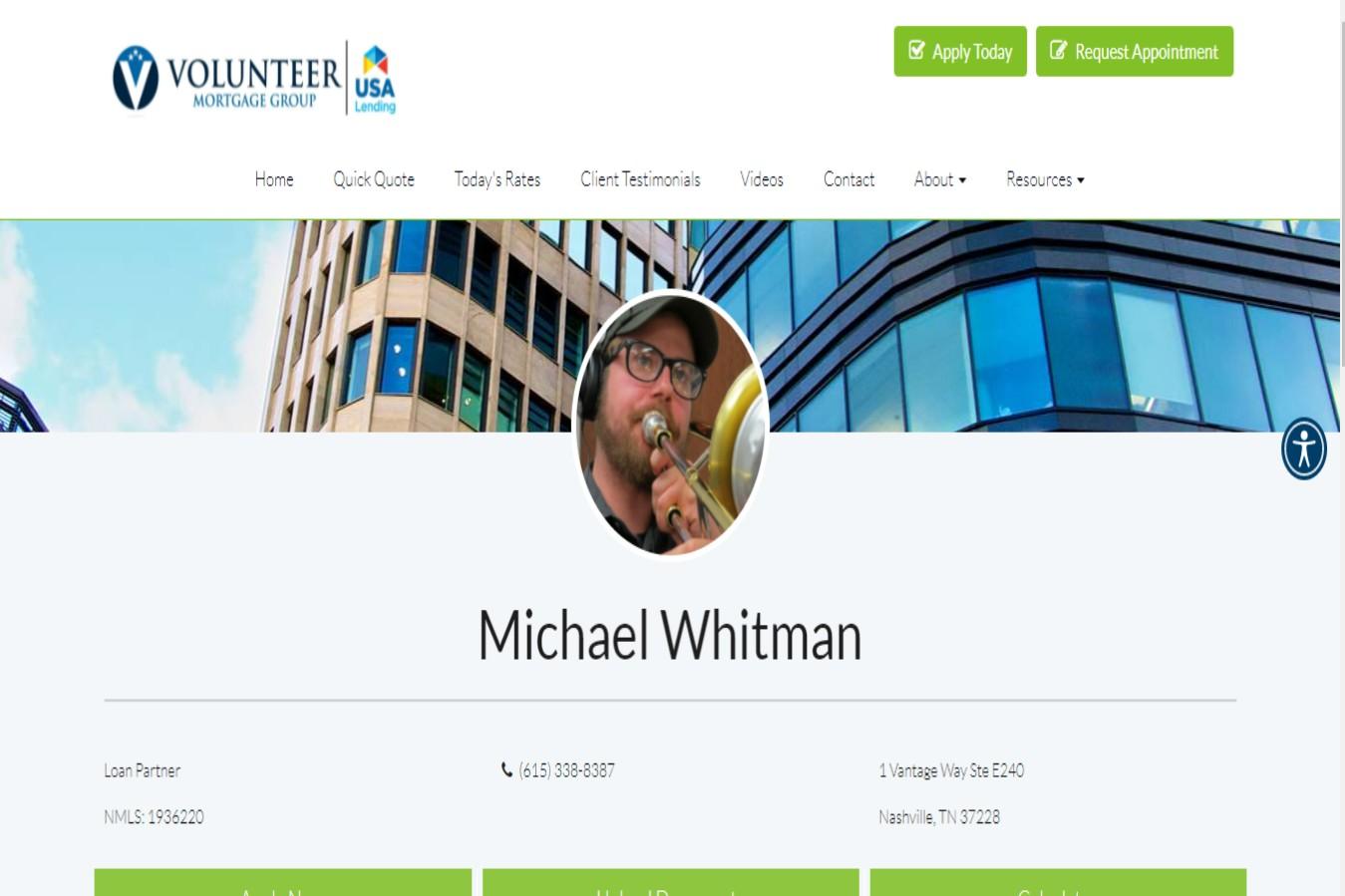 Whitman Best Mortgage Brokers in Nashville, TN