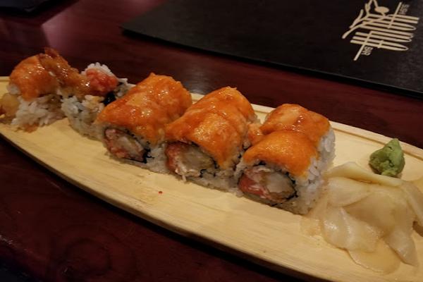 Top Sushi in Baltimore