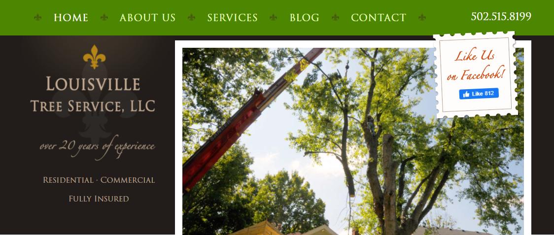 Louisville Tree Services, LLC